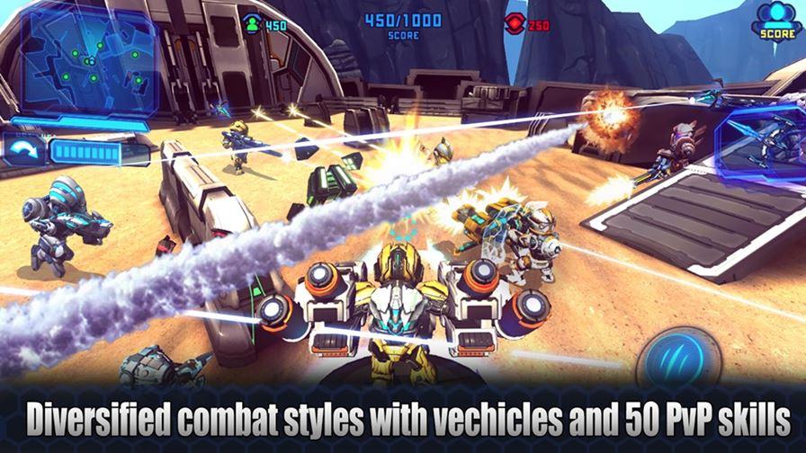 star-warfare2-payback-android Jogos para Android Grátis - Star Warfare2:Payback