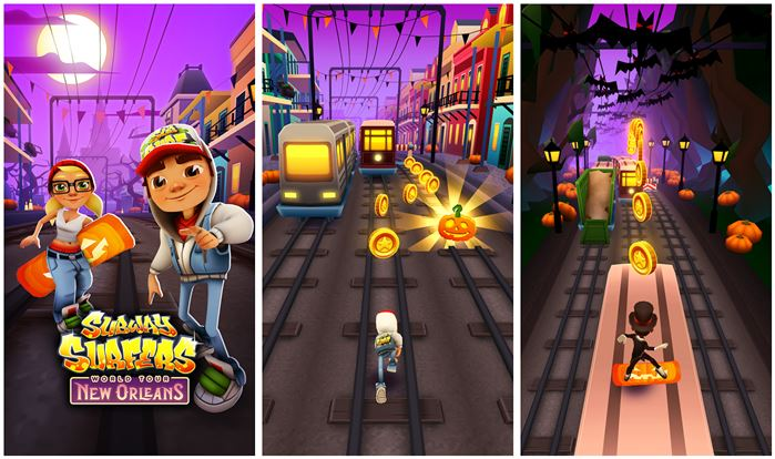 subway-surfers-android-ios 10 Jogos Leves e Offline para Android #1
