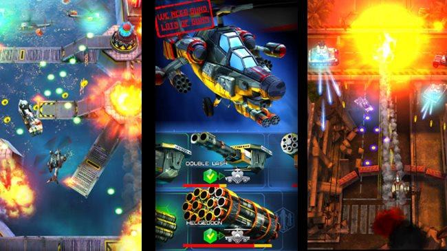 Heli-Hell Melhores Jogos para Android Grátis - Outubro de 2014