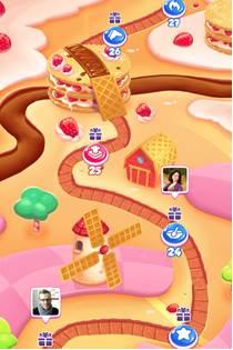 "Pastry-Paradise-1 Pastry Paradise: Novo Jogo da Gameloft Segue o ""Estilo"" Candy Crush Saga"
