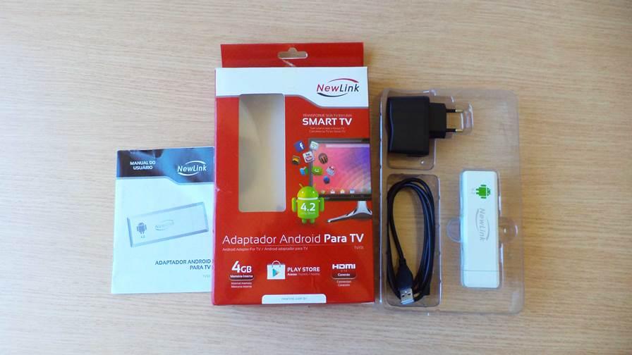 adaptador-new-link-3 Análise: Adaptador Android para TV NewLink TV101