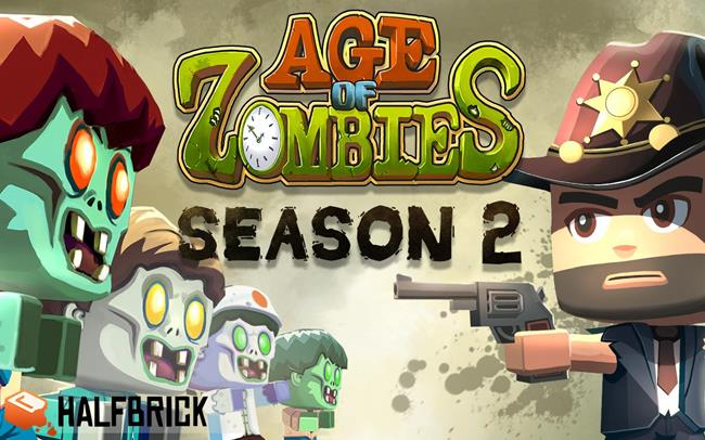 age-of-zombies-season-2 Age of Zombies: Season 2 parece um 'The Walking Dead' fofinho