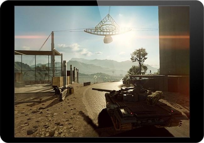 battlefield4-ipad Frostbite, a Engine de Battlefield 4 está sendo adaptada para iOS 8