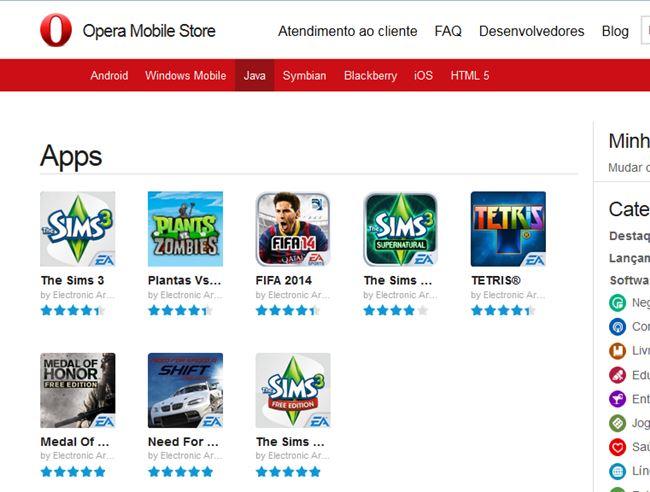 ea-jogos-para-celular-java Jogos para Celular: EA disponibiliza 8 jogos Java pela Opera Mobile Store