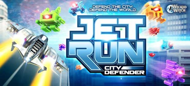 jet-run-city-defender Jogo para Android e iOS Grátis - Jet Run