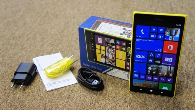 lumia-1520 Windows Phone em queda e Android cada vez mais no topo