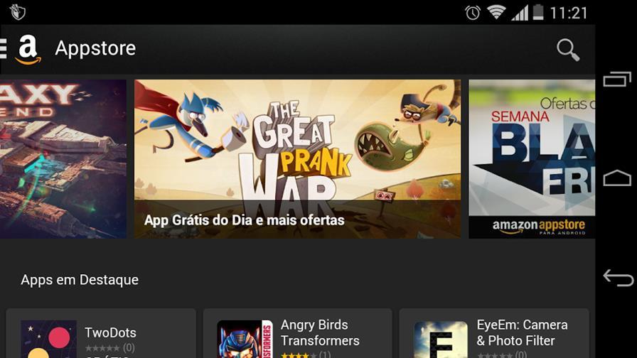 promocao-amazon-23-11-grande-guerra-pegadinhas-apenas-um-show Jogo para Android do desenho 'Apenas um Show' está gratuito na Amazon