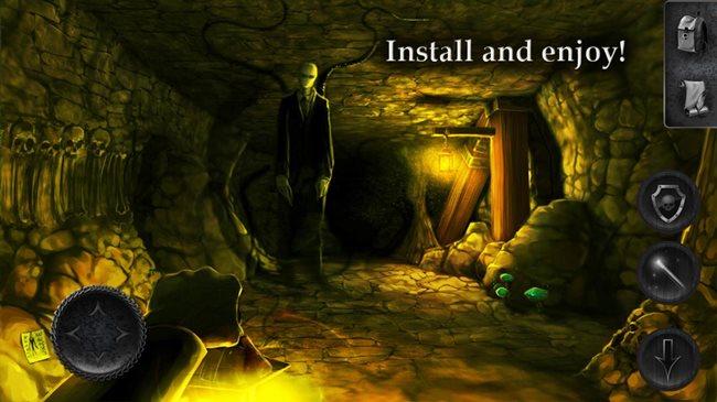 slenderman-origins-2 Top 13 Melhores Jogos de TERROR para Android e IOS (OFFLINE)