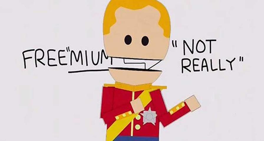 south-park-s18e06-freemium-isnt-free-2 Episódio de South Park mostra como os jogos Freemium são feitos