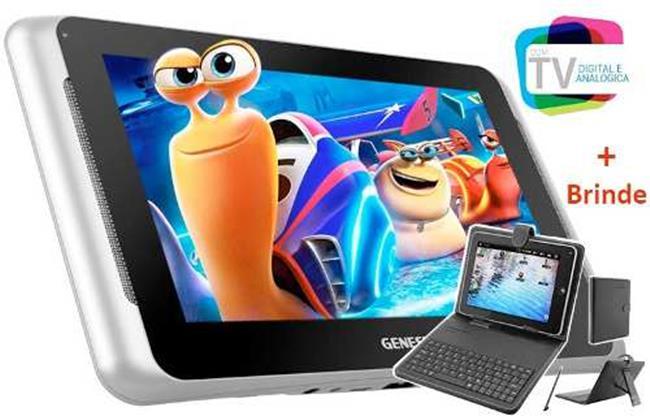 tablet-genesis-gt-7306-tv-digital-e-analogica-and-42-dual- Os Mais Baratos e Melhores Tablets Android (até R$ 400 reais)