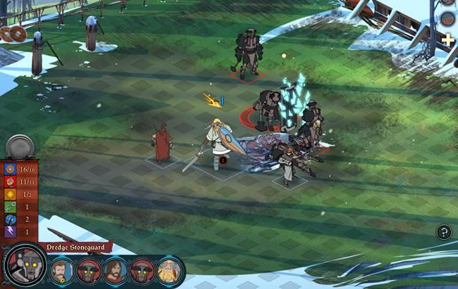 the-banner-saga-android 20 jogos de console que já foram lançados no Android e iOS