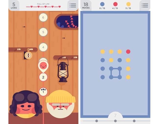 twodots-android Melhores Jogos para Android Grátis - Novembro de 2014