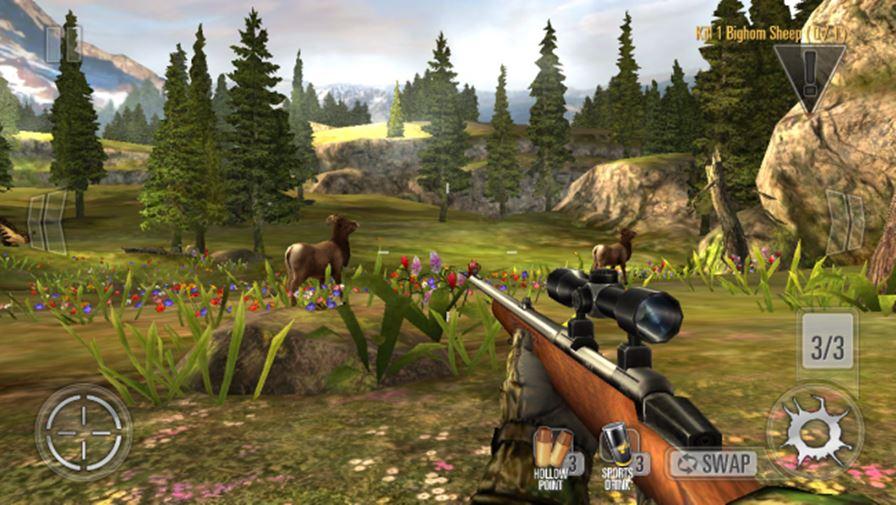 Deer-Hunter Top 10 Melhores Jogos de Tiro para Android até 2014 (FPS)