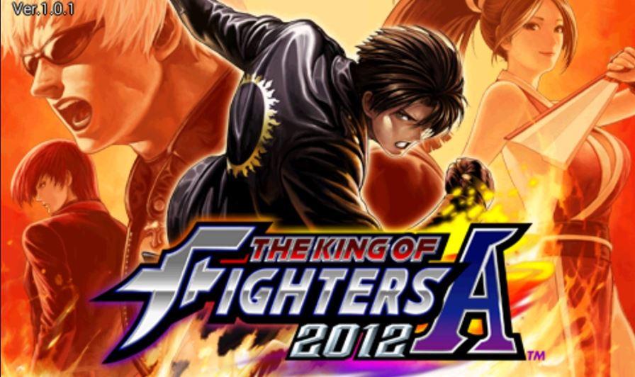 KOF2012A_gee SNK relança The King of Fighters - A para Android de graça! Baixe agora!