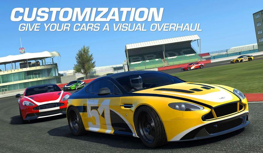 Real-Racing-3 Top 10 Melhores Jogos de Corrida para Android até 2014