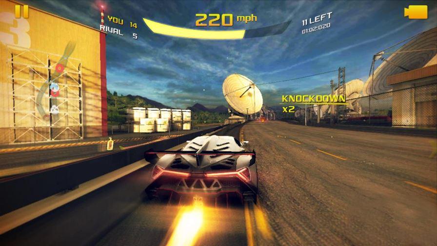 asphalt-8-android 25 Jogos HD com Gráficos Perfeitos para Android e iOS #1