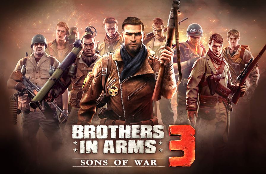 brother-in-arms-3-android-ios-windows-phone Brothers in Arms 3: Sons of War ganha trailer e data de lançamento (Android, iOS e WP)