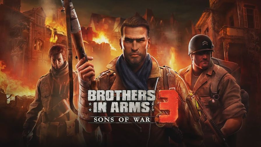 brothers-in-arms-3-android-ios-windowsphone Brothers in Arms 3: Baixe agora o novo jogo de tiro da Gameloft (Android, iOS e Windows Phone)