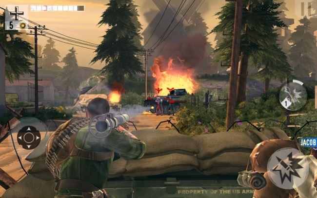brothers-in-arms-3 Os 25 Melhores Jogos de Guerra para Android e iPhone