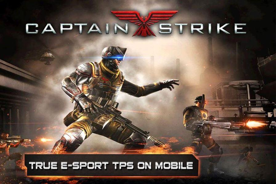 captain-strike-android Captain Strike: Conheça este jogo de tiro gratuito para Android