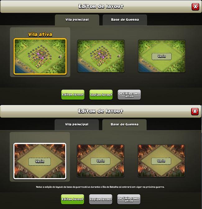 clash-of-clans-natal-novo-editor-layout Clash of Clans: Atualização de Natal traz novo modo de salvar layouts