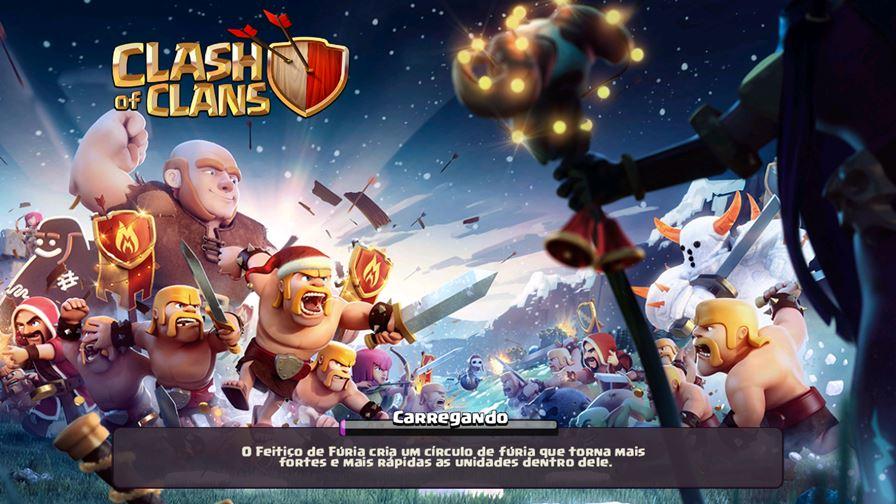 clash-of-clans-natal Clash of Clans: Atualização de Natal traz novo modo de salvar layouts