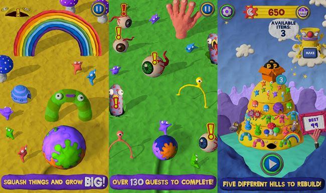 clay-jam-android 25 Jogos para Android Offline Para Você Baixar Grátis #2