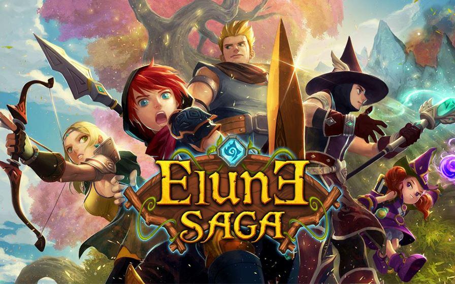 elune-saga-android-ios Jogo de RPG para Android e iOS Grátis: Elune Saga