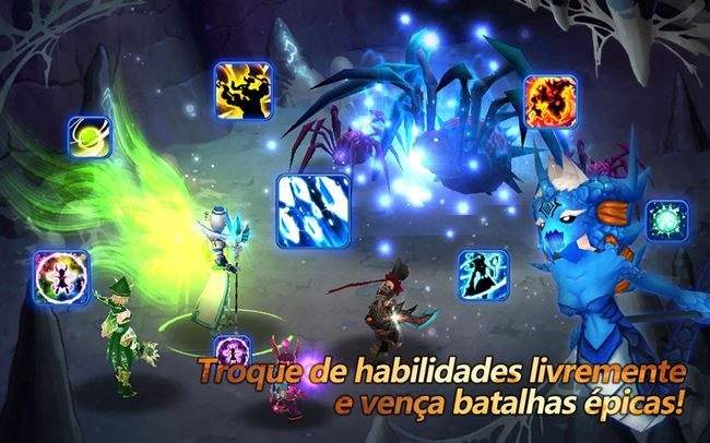 elune-saga-android Melhores Jogos para Android da Semana #34 - 2014