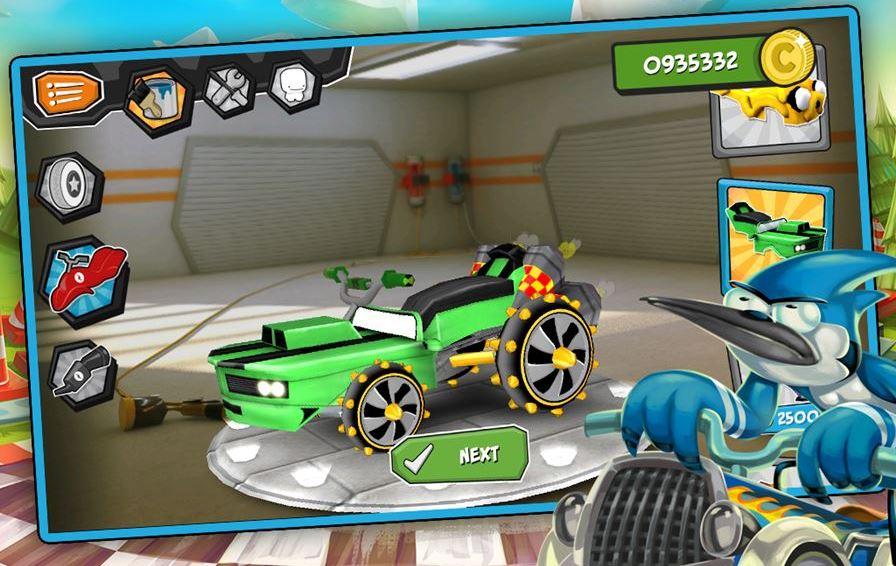 formula-cartoon-allstars Top 10 Melhores Jogos de Corrida para Android até 2014
