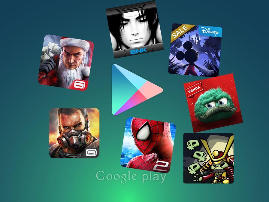 google-play-2 Jogos para Android em promoção de fim de ano 2014 [ATUALIZADO - 23/12]