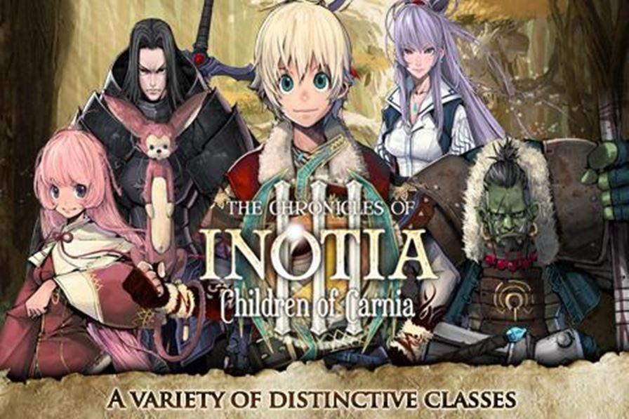 inotia-3-android Android: Top 10 Melhores Jogos de RPG (até 2014)