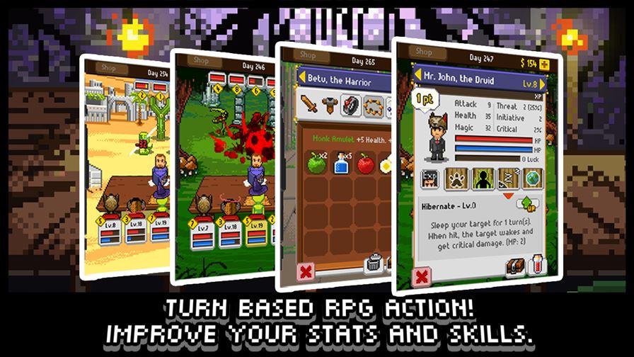knights-pen-paper-android Android: Top 10 Melhores Jogos de RPG (até 2014)
