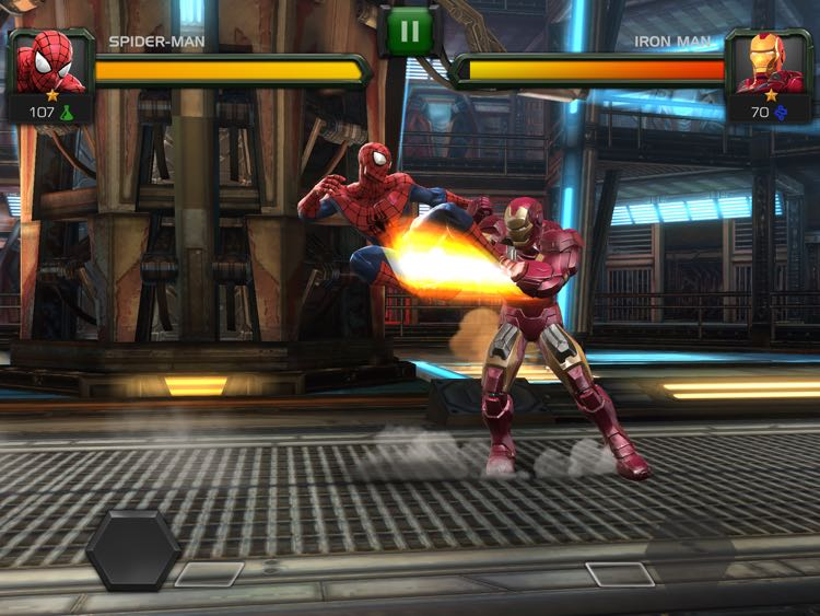 marvel_content_of_champions1 Análise: Marvel Contest of Champions (Android e iOS)