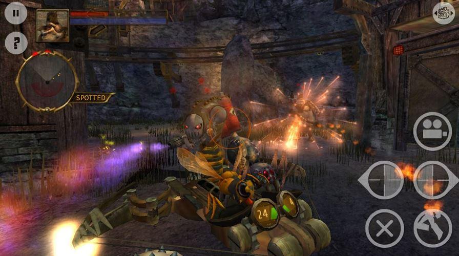 oddworld-strangers-wrath-android-game 25 Melhores Jogos de Mundo Aberto OFFLINE do Android e iOS