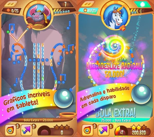 peggle-blast-android-ios-2 Peggle Blast mistura diversão arcade com bom humor