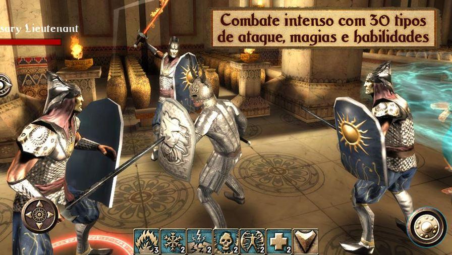 shadow-sun-android Android: Top 10 Melhores Jogos de RPG (até 2014)