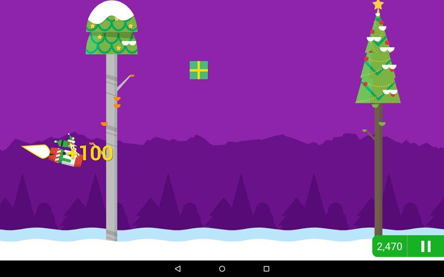 siga-papai-noel Siga o Papai Noel no jogo para Android do Google
