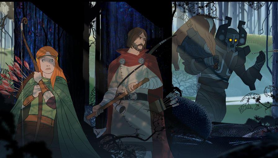 the-banner-saga-android Android: Top 10 Melhores Jogos de RPG (até 2014)