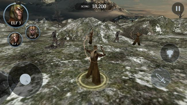 the-hobbit-battle-of-the-five-armies-fight-for-middle-earth-android Melhores Jogos para Celular de 2014 (Android, Java, iOS e Windows Phone)