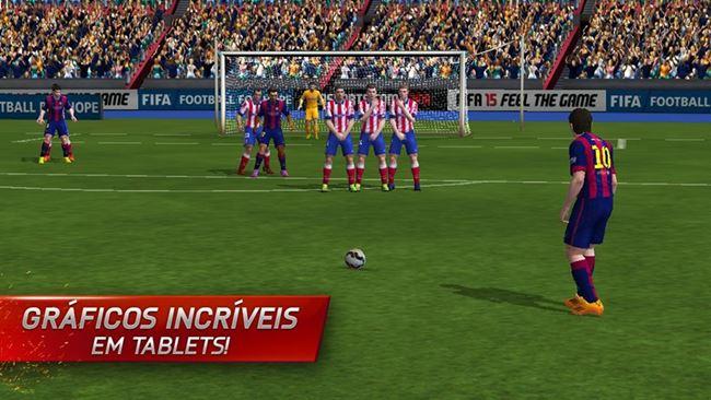 FIFA15-android-2 25 Melhores Jogos para Android Grátis - 2º Semestre de 2014