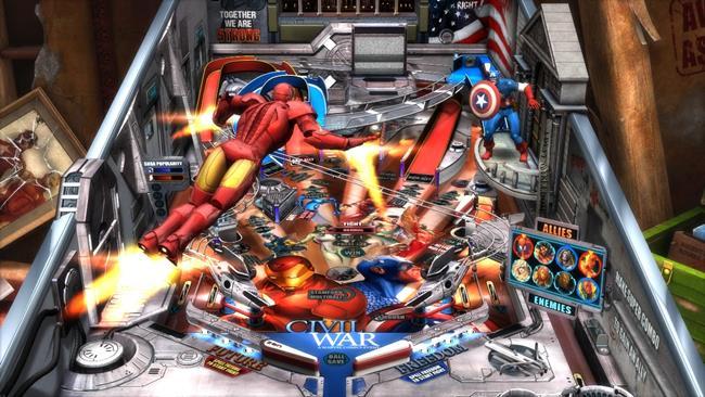 MarvelPinball Melhores Jogos para iPhone e iPad da Semana #2 - 2015