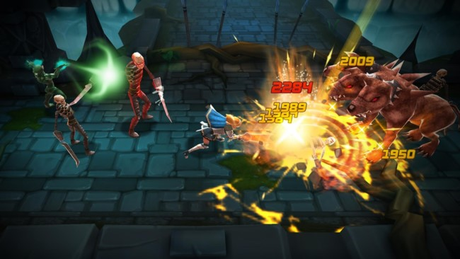 blade-warrior-android Melhores Jogos para Android Grátis - Janeiro de 2015