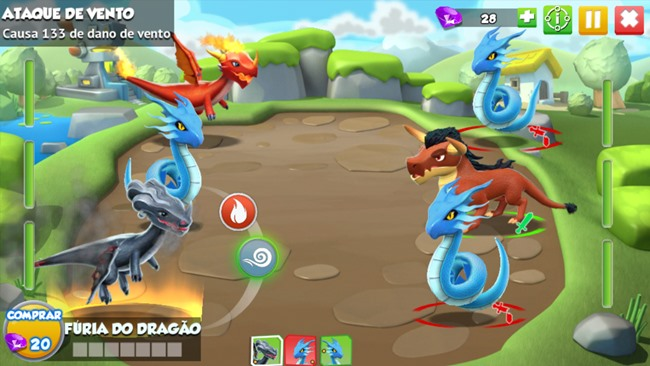 dragon-mania-legends-2 Gameloft relança Dragon Mania: A lenda no Android, iOS e Windows Phone