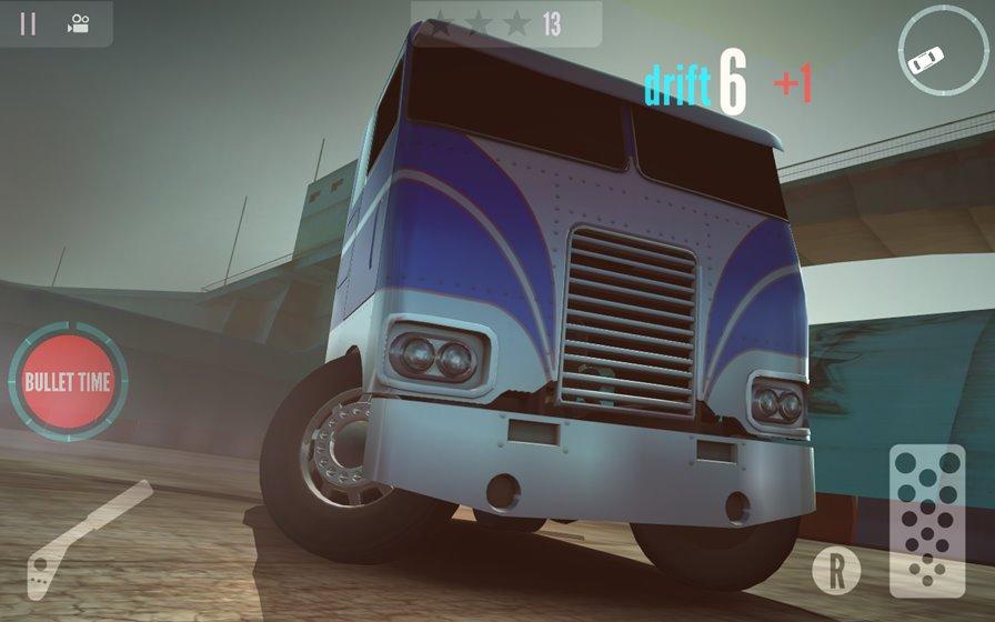 drift-zone-trucks-android Jogo Grátis para Android - Drift Zone: Trucks