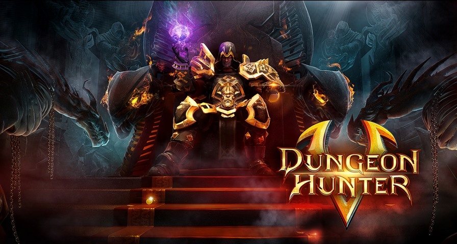 dungeon-hunter-5-android-iphone-windows-phone Dungeon Hunter 5 chega em março, mas trailer copia demais o primeiro Diablo