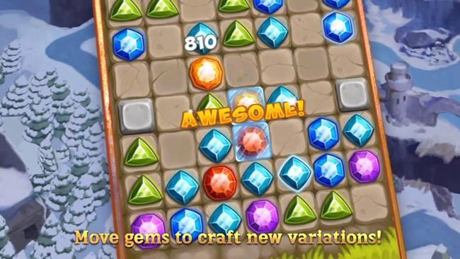 gemcrafter-android Melhores Jogos para Android Grátis - Janeiro de 2015