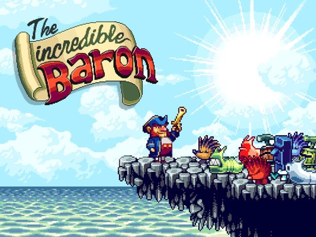 incrible-baron-android-ios The Incredible Baron deve chegar em breve para iOS, Android e Windows 8