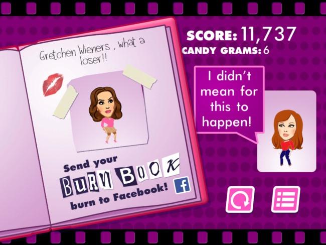 mean-girls-2 Filme 'Meninas Malvadas' terá um jogo para iPhone e iPad
