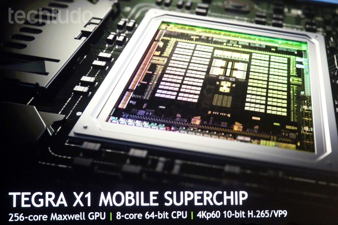 tegra-X1 CES 2015: Nvidia apresenta X1, novo chip para dispositivos Android